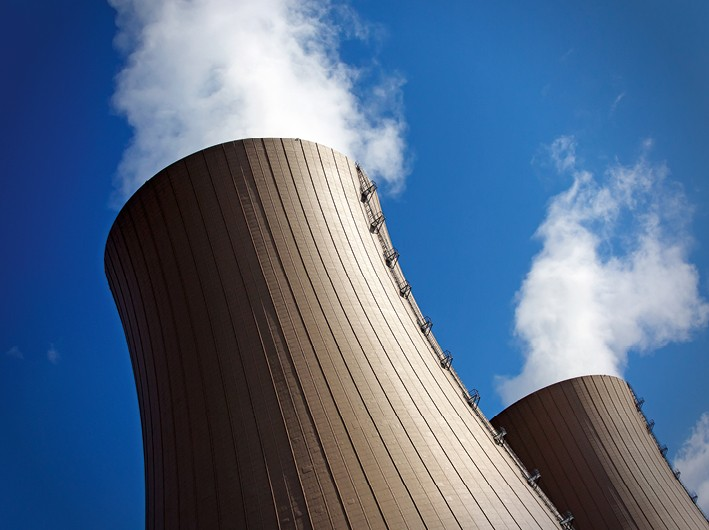 Nuclear Power Plant Cooling Towers Contentslider